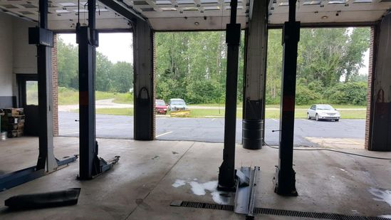 7000lb car lift
