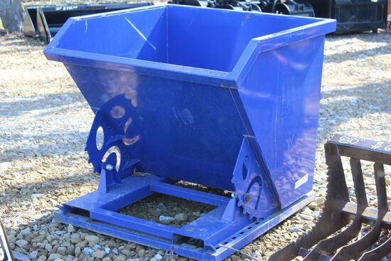 New Unused Dump Hopper