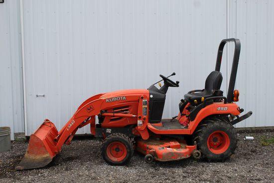 Kubota BX2350 Loader tractor