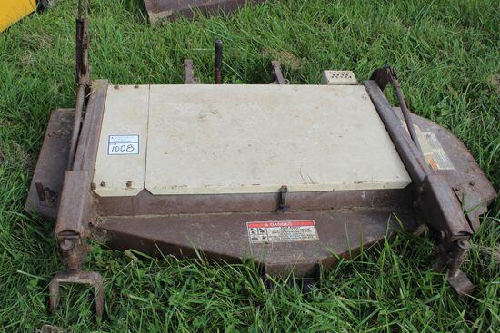Grasshopper Mower Deck