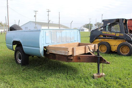 Truck Bed Trailer