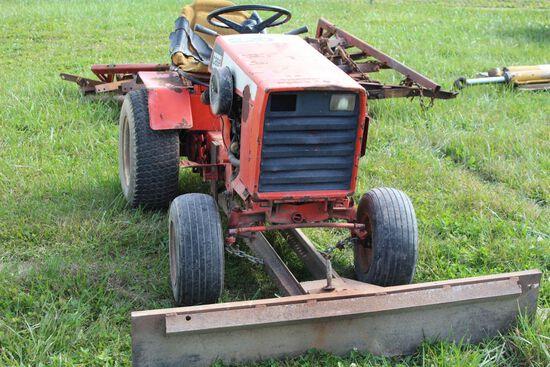 Case Riding Lawn Mower
