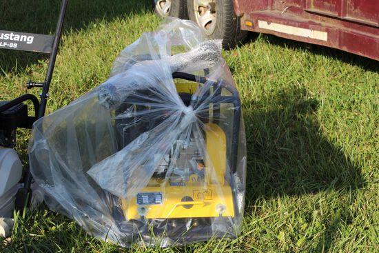 Plate compactor TMG90