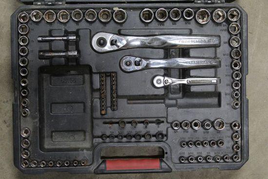 Craftsman 155 pc tool set