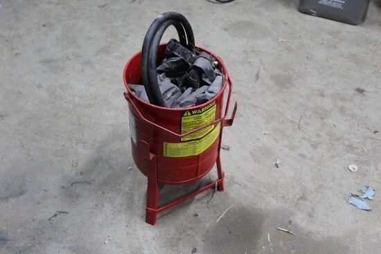 ATD Abrasive Tool Blaster