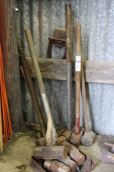 Sledge Hammers Various Sizes