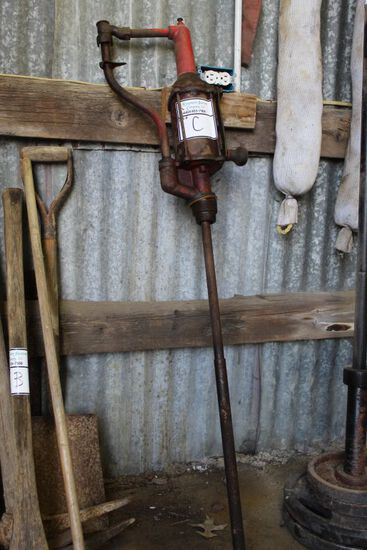 Barrell Pump