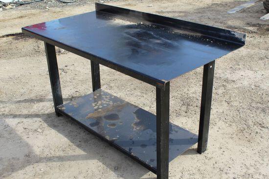 Steel Work table