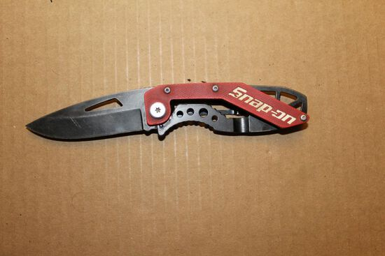 Snap On pocket Knife