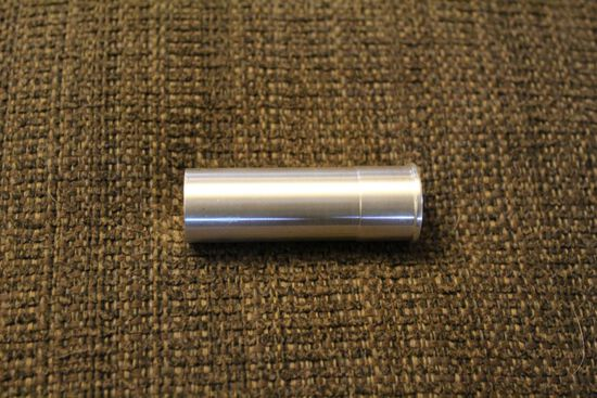 5oz of silver molded into a shot gun shell