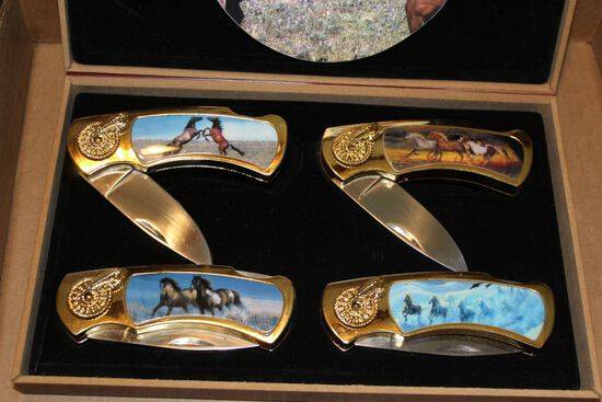 Collectors Edition Knife Set