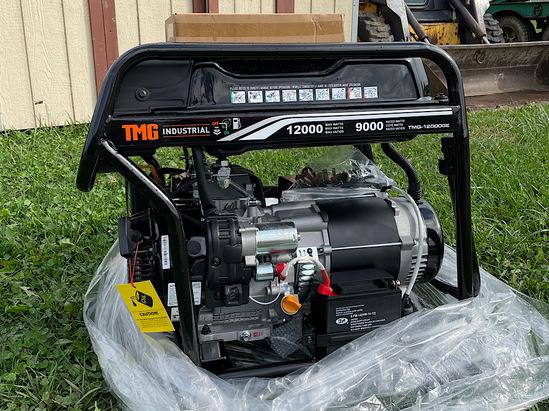 TMG Industrial 12,000 Watt Generator