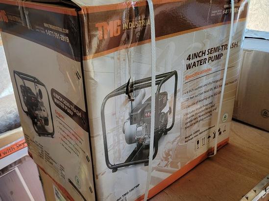 4in Water pump