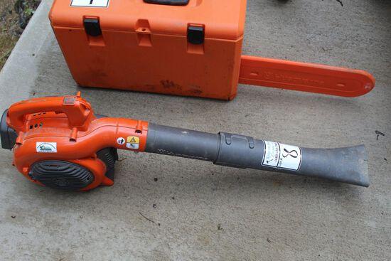 HUSQAVARNA 2 STROKE GAS LEAF BLOWER