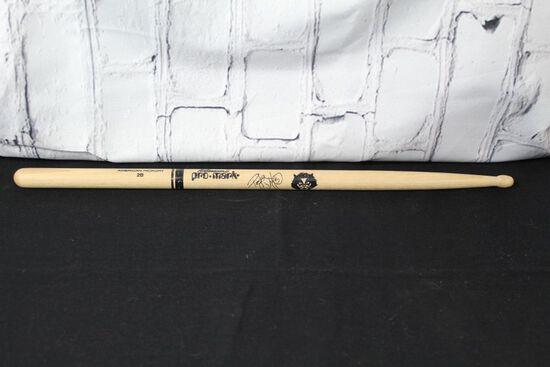 Pro mark Peter Criss Autographed Drum Stick