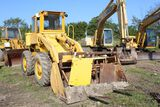 WHEEL LOADER WITH CAB