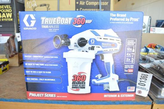Truecoat 360 VSP airless electric sprayer