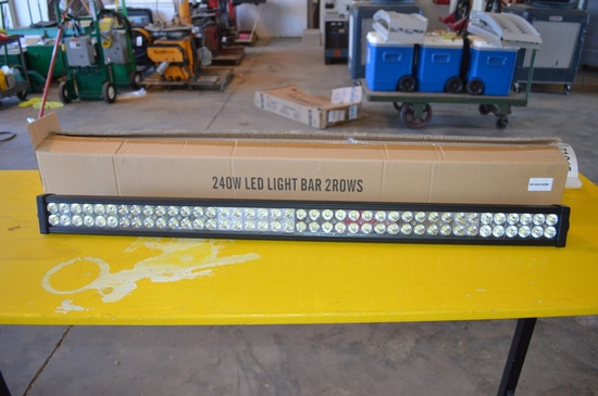 42IN straight LED light bar