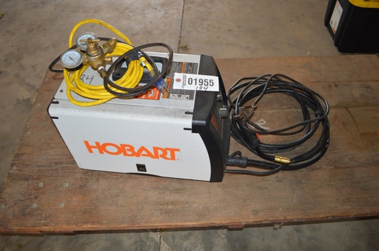 Hobart handler 140 115V wire welder
