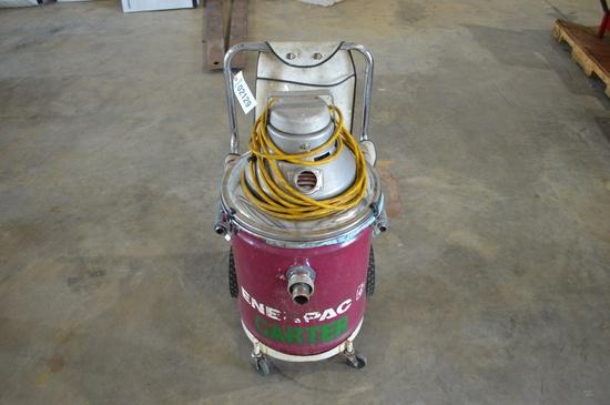 Enerpac wet vacuum