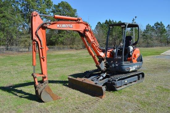 Kubota KX121-3 Mini-Excavator