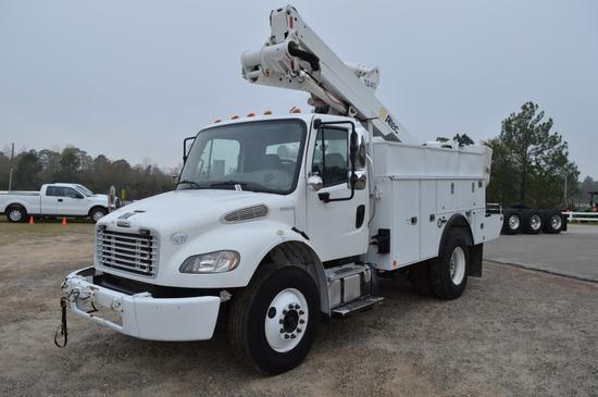 2013 Freightliner M2 TA40 Bucket Truck