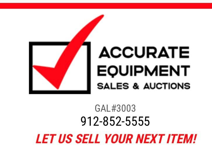 Accurate Equipment Sales, Inc.