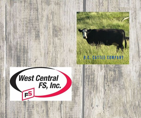10 lbs. ground beef-1lb pkgs and 10lb of beef patties-4/pkg. Donated by RC Cattle Company,