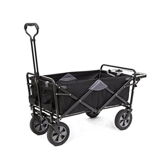 Mac Sports Collapsible Folding Outdoor Utility Wagon with table. Donated by Anonymous