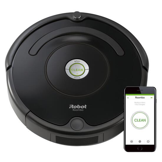 iRobot Roomba 675 Vacuuming Robot. Donated by COUNTRY Financial