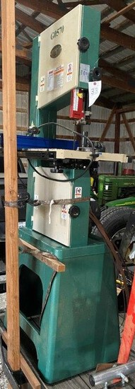 """Grizzly 14"""" Industrial Bandsaw"""