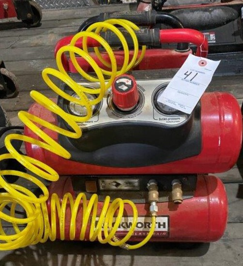 Rockworth Husky Air Compressor