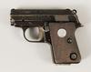 Junior Colt 25 Automatic Pistol