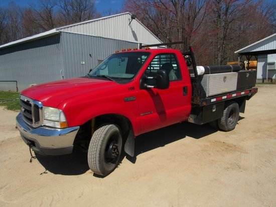 1999 Ford F350 Dually Pickup