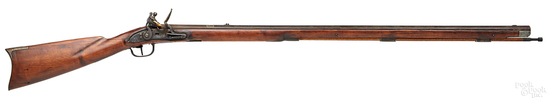 Flintlock full stock rifle
