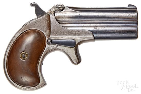 Remington over and under Derringer pistol
