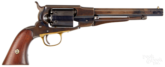 Remington model 1861 Navy revolver