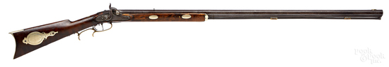 Pennsylvania half stock percussion long rifle