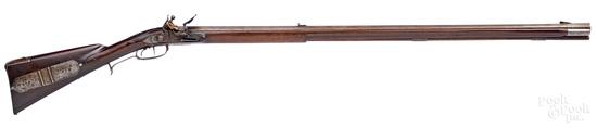 Contemporary Hershel House flintlock long rifle