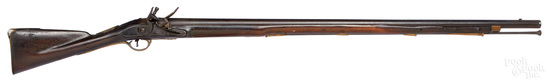 Revolutionary War era flintlock musket