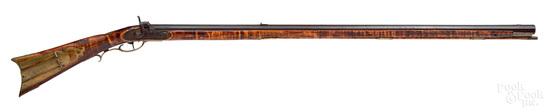 Clark County, Ohio percussion long rifle