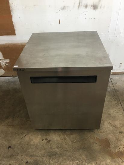 "Manitowoc Delfield Undercounter Refrigerator  27"""