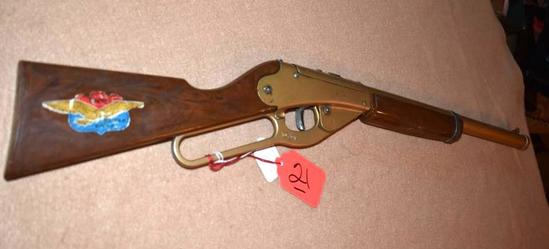 Daisy Model 104 Golden Eagle BB Gun