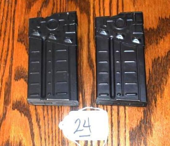 HK 91 G3 High Capacity 20 round magazines