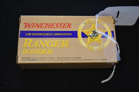 Factory Winchester Ranger, Law Enforcement Ammo, 9mm Luger