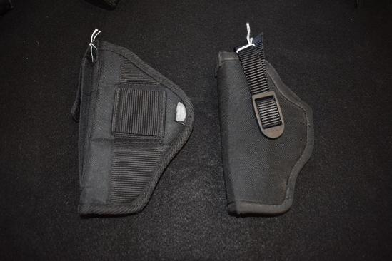 Uncle Mikes Sidekick & Pro Teck Nylon Holsters