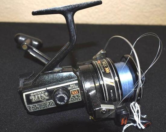 Shimano MLX 300 Fast Cast Fishing Reel