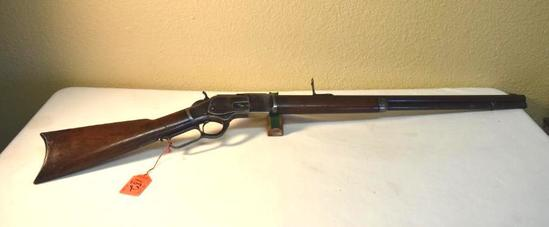 Rare Antique Winchester Model 1873 Lever Action in 44 caliber