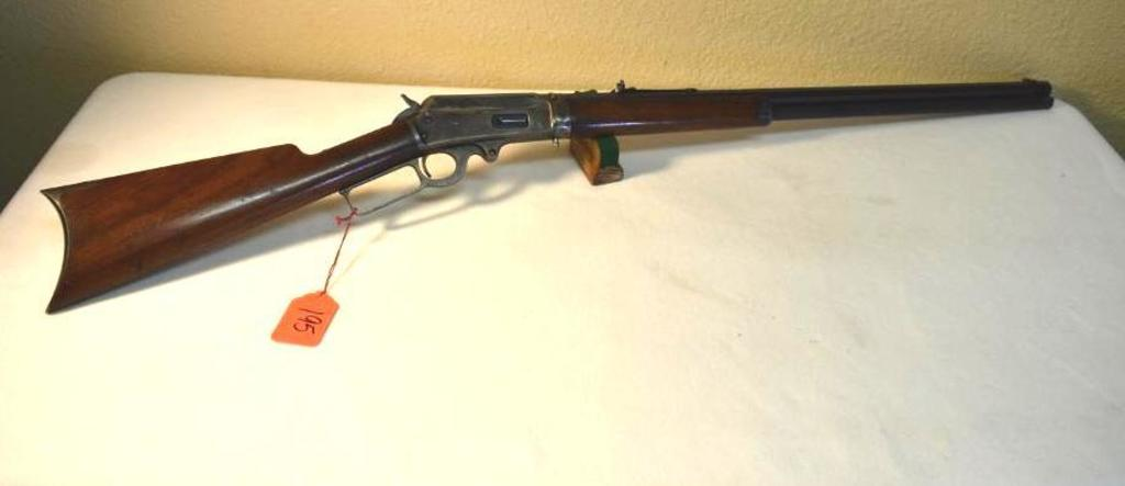 Antique Marlin Safety Model 1893 Lever Action Correction Caliber is 38-55 TAKEDOWN Model