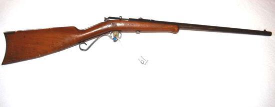 Winchester Model 1904 .22 Short, Long or Extra Long, Single shot, Crescent butt plate